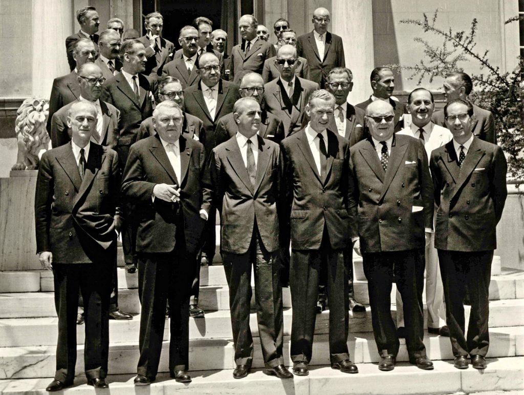 9 Ιουλίου 1961 | Υπογραφή στην Αθήνα της Συμφωνίας Σύνδεσης της Ελλάδας με την ΕΟΚ
