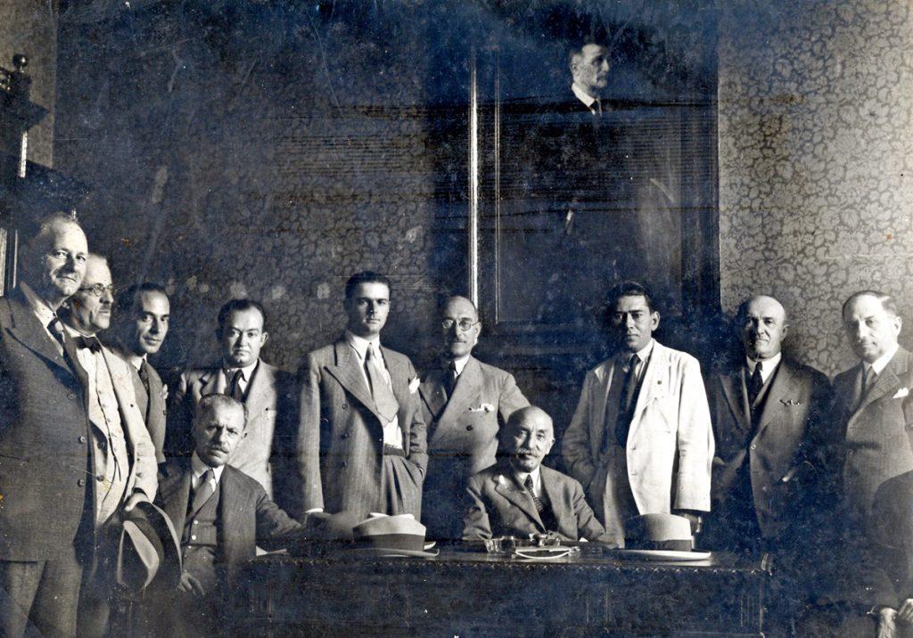 <b>9 Ιουνίου 1935</b><br><br>Εκλέγεται βουλευτής Σερρών με το Λαϊκό Κόμμα